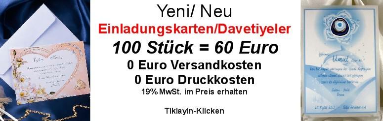 Deutsch türkische einladungstexte hochzeit